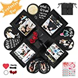 YITHINC Überraschungsbox, Kreative Explosion Box DIY Geschenk Scrapbook und Foto-Album Geschenkbox...