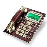 XBR Vintage Telefon Anrufbeantworter Version Anrufblocker Anrufer Display Hände frei Lautsprecher...
