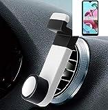 K-S-Trade Smartphone Halterung Autohalterung Für LG Electronics Q51 Lüftungshalterung Handy Halter...