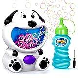 EPCHOO Seifenblasenmaschine für Kinder, Seifenblasen Maschinen Seifenblasen Spielzeug mit...