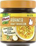 Knorr Hühner Kraftbouillon im Glas Ergiebigkeit, 4.40 l