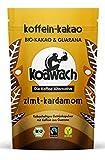 koawach Zimt+Kardamom Kakaopulver mit Koffein aus Guarana Wachmacher Kakao - Bio, vegan und Fair...