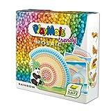 PlayMais TRENDY Mosaic Rainbow Kreativ-Set zum Basteln für Kinder ab 8 Jahren | Über 3.000 Stück...