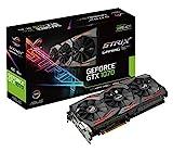 Asus ROG Strix GeForce GTX1070-O8G Gaming Grafikkarte (Nvidia, PCIe 3.0, 8GB GDDR5 Speicher, HDMI,...