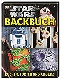 Star Wars™ Backbuch: Kuchen, Torten und Cookies