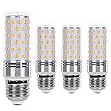 E27 Maiskolben Led Lampe 12W E27 Led Mais Birne Warmweiß 3000K 1350LM Entspricht Glühbirnen 100W...