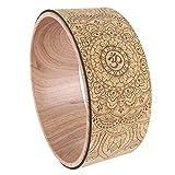 Yoga Rad   Extra stark, natürlicher Kork, Dharma Rad, umweltfreundlich   intensivere Dehnung,...