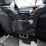 Auto Netztasche Handtaschenhalter, Sitz Rücken Organizer Tasche für Geldbörse & Tasche kleinere...