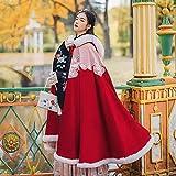 Antike Chinesische Frauenkleider Hanfu Weibliche Pflaume-Blumen-Kran Cape Zwei Farben Optional...