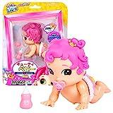 Little Live Bizzy Bubs 34728 - Baby Wirbelwind Prinzesschen Primmy, Babypuppe prunkvolle Prinzessin...
