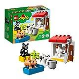 LEGO 10870 DUPLO Tiere auf dem Bauernhof, Lernspielzeug