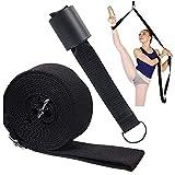 Xkfgcm 300cm/118.11 Zoll Beinspreizer Dehnungsband Beinexpander Beinstreckung Yoga Trainingsband...