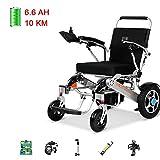 Leichte Elektro-Rollstuhl Ultra-bewegliche automatische Folding High Power Dual-Motor Intelligente...