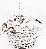 Geschenk Valentinstag mit Herz Bio Badeartikel Badeherzen uvm
