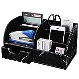 maypp Marmor Desktop-Speicherbox einfache Büro Speicher Speicher Stift Halter Multi-Speicher-Box...