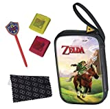 Nintendo New 3DS - Zubehr-Set Essential Pack Zelda (verschiedene Motive)