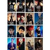 liyq Notable 16 Stück/Set Kpop EXO Obsession 2019 6. Neues Album LOMO Foto Karten 1