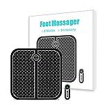 Fußmassagegerät ,MUKATU Elektrisch Fußmassagegerät mit 6 Modi und 9 Einstellbare Frequenzen...
