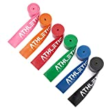 Floss Band + Tasche und Übungsanleitung [2m] Flossing Band für Physiotherapie,...