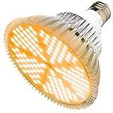 MILYN 100W LED Pflanzenlampe E27 150 LEDs Vollspektrum Pflanzenlicht LED Grow Light, Achstumslampe...