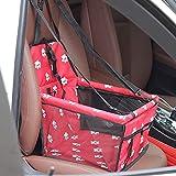N \ A Hundeautositze, Haustierverstärkungs-Auto-Sitzerhöhung, tragbare und atmungsaktive Tasche...