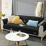 YUTJK Atmungsaktive Sommermatte-Sofa-Cover,Couchdecken,Ecksofa-Bezug,Sofa...