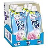 Vernel Wild-Rose, Weichspüler, Waschladungen, für einen langanhaltenden Duft und traumhaft weiche...