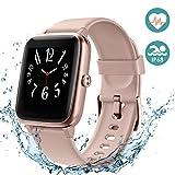 Arbily Fitness Armband Smartwatch Armbanduhr, Fitness Tracker für Damen Herren Kinder, Sportuhr mit...