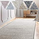 casa pura Teppich Läufer Sundae   Meterware   Teppichläufer für Wohnzimmer, Flur, Küche usw.  ...