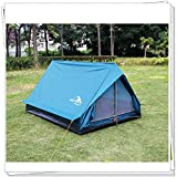 ZHANGLEI Outdoor Factory Direct Supply Double Outdoor Tent Double Camping Tent for Backpackers Ideal...