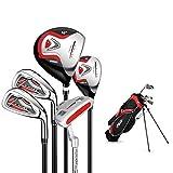 NXL Jungen Junior Kids Childrens Package Set with Golf Club Carry Bag Golfschläger Für Kinder Im...
