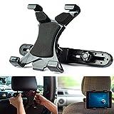 PSTZ® Tablet Halterung für die Kopfstütze im Auto, für iPad und Samsung Galaxy Tablets von 7-10...