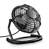 CSL - USB Ventilator - Tischventilator Fan Lüfter - optimal für den Schreibtisch inkl. An Aus...