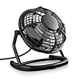 CSL - USB Ventilator - Tischventilator Fan Lfter - optimal fr den Schreibtisch inkl. An Aus Schalter...