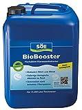 Söll 14422 BioBooster Teichbakterien für klares Wasser rein biologisch 2,5 l - hochaktive...