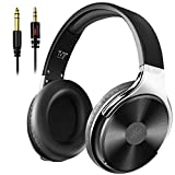 OneOdio Kopfhörer Over Ear mit Kabel, Geschlossener Studio HiFi Kopfhörer mit Share Port für...
