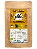 koawach Zimt + Kardamom Kakaopulver Trinkschokolade – Koffein Kakao Guarana Vegan heiße...
