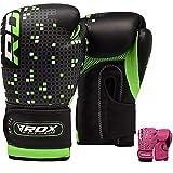 RDX Kinder Kunstleder Training Boxhandschuhe Junior Sparring Kickbox Handschuhe Muay thai...
