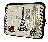 Ektor Ltd Laptop-Schutzhülle, für 7-17,6 Zoll (17,78 cm) große Notebooks (Teil 4), Mehrfarbig -...