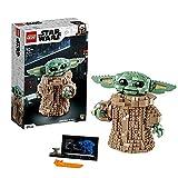LEGO 75318 Star Wars The Mandalorian, Das Kind, Bauset, Bauspielzeug zum Sammeln für Fans ab 10...