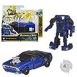 Transformers E0753ES0 Movie 6 Energon Igniters Power Basis Figur Dropkick, Actionfigur