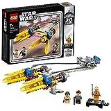 LEGOStarWars 75258 Die dunkle Bedrohung Anakins Podracer 20Jahre LEGOStarWars, Bauset