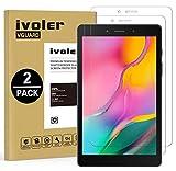 VGUARD [2 Stcke] Panzerglas Schutzfolie fr Samsung Galaxy Tab A 8.0 Zoll 2019 (SM-T290 / SM-T295),...
