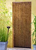 Bambusvorhang Trvorhang Saigon 90x200 cm mit 90 Strngen auf 90cm Breite