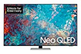 Samsung Neo QLED 4K TV QN85A 65 Zoll (GQ65QN85AATXZG), Quantum HDR 1500, Quantum-Matrix-Technologie,...