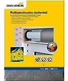 Schellenberg 66272 Rolladenisolierung Rollladenkastendmmung 2 Seitenteile 30 x 36 cm/ 15 mm, zur...