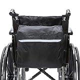 uyoyous Rollstuhl Tasche Multifunktions Rollstühle Taschen Aufbewahrungstasche Rollstuhl-Zubehör...