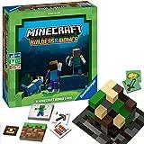 Ravensburger Familienspiel Minecraft Builders & Biomes, Gesellschaftsspiel für Kinder und...