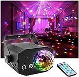 Discolicht Partylicht - Party Dj Disco Lights + Disco-Kugel, Bühnenbeleuchtung Bühnenbeleuchtung...