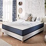 Naturalex | Perfectsleep | Matratze 140x200 cm | Memory und Blue Latex-Technologie Extra Komfort HR...